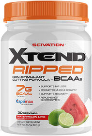 Xtend® Ripped™ 17.7 oz. Watermelon Lime, , hi-res