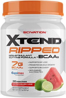 Xtend® Ripped™ 17.7 oz. Watermelon Lime