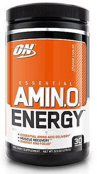 Essential AmiNO Energy™ Orange Cooler, , hi-res