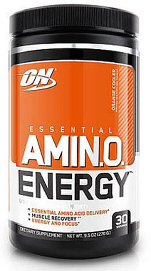 Optimum Nutrition Essential AmiNO Energy™ Orange Cooler 10 oz. Powder