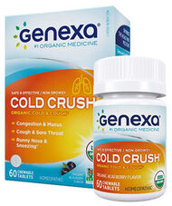 Genexa® Cold Crush® Organic Acai Berry 60 Tablets