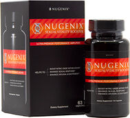 Nugenix Sexual Vitality Booster