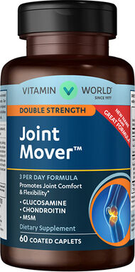 Vitamin World Double Strength Joint Soother® 60 Caplets