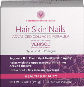 Hair Skin and Nails Advanced Collagen