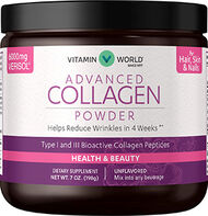 Vitamin World Advanced Collagen Powder