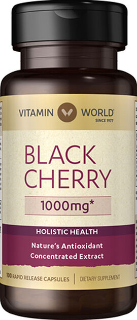 Black Cherry 1000 mg.