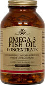 Solgar Omega-3 Fish Oil Concentrate 120 Softgels
