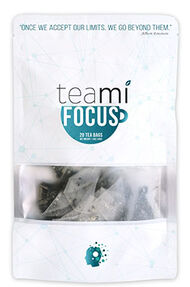 Teami Blends Teami Focus Tea 20 Tea Bags