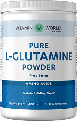 L-Glutamine Free Form Powder