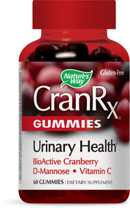 Nature's Way CranRx Gummies 60 Gummies