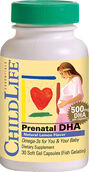 ChildLife Prenatal DHA