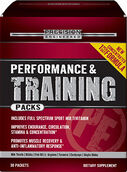 Precision Engineered Performance & Training Packs
