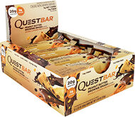 Quest Protein Bars Peanut Butter Brownie Smash Box of 12