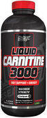 Nutrex® Liquid Carnitine 3000 16 oz. Liquid Cherry Lime