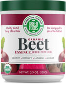 Green Foods Organic Beet Essence Juice Powder