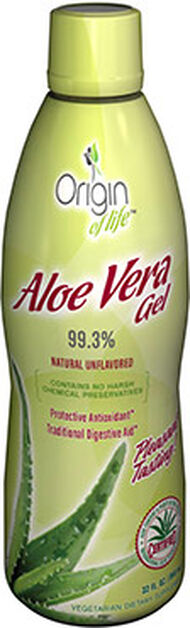 Vitamin World Aloe Vera Gel 99.3% (Plain) 32 oz. Liquid