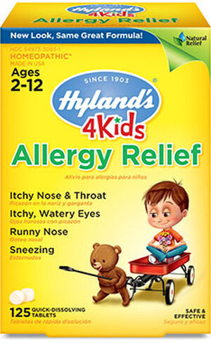 Hyland's 4Kids Allergy Relief