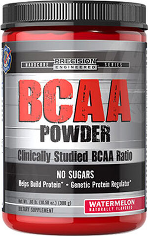 Precision Engineered® BCAA Powder Watermelon 11 oz. Powder