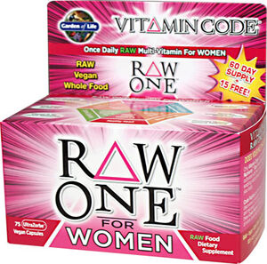 Raw One™ Vitamin Code® for Women, , hi-res