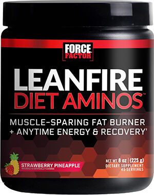 LeanFire Diet Aminos Strawberry Pineapple