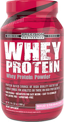 Whey Protein Wild Strawberry 2 lbs.