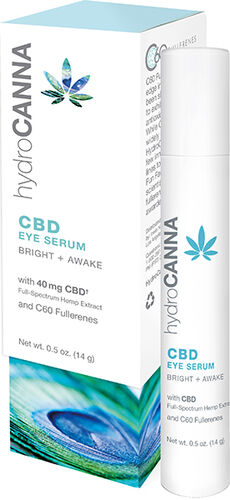 HydroCANNA CBD Eye Serum