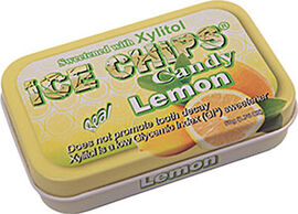 Ice Chips® Candy Lemon