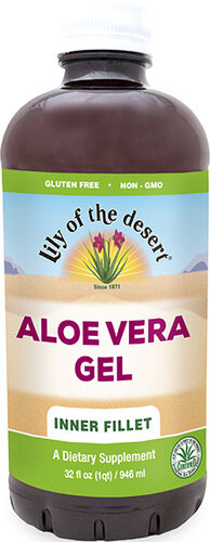 Lily of the Desert Aloe Vera Gel Inner Fillet 32 oz.