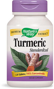 Standardized Turmeric