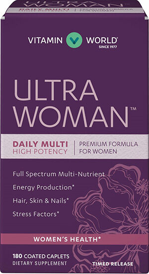 Ultra Woman™ Daily Multivitamins, 180, hi-res