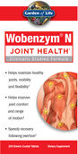 Garden Of Life Wobenzym® N 200 Tablets