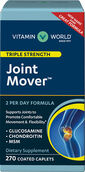 Vitamin World Triple Strength Joint Mover™ 270 Caplets