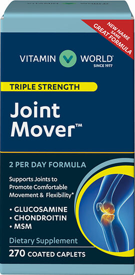 Triple Strength Joint Mover™