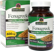 Nature's Answer Fenugreek