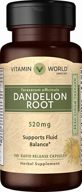 Dandelion Root 520mg