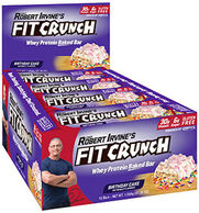FITCRUNCH® Baked Protein Bars Birthday Cake