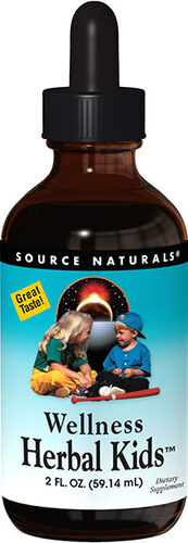 Source Naturals Wellness Herbal Kids