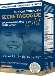 MHP Secretagogue Gold 30 Packets