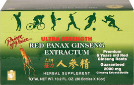 Red Panax Ginseng Extractum