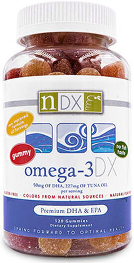 Omega-3 DX Gummy Vitamins