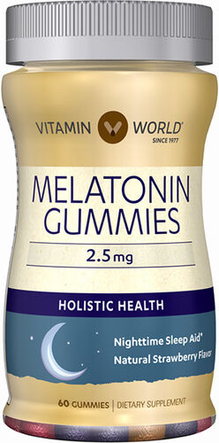 Vitamin World Melatonin Gummies
