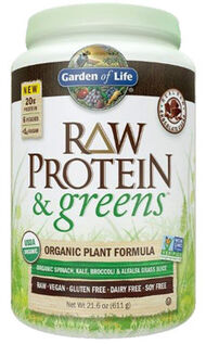 RAW Protein & Greens Chocolate, , hi-res