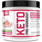 Sheer Strength® Labs Keto Pre Workout Watermelon Chill 8.36 oz. Powder