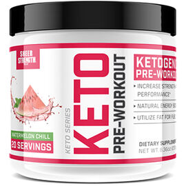 Keto Pre Workout Watermelon Chill