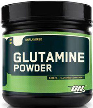 Optimum Nutrition Glutamine 5000 mg. 600 gms. Powder