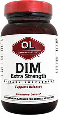 Olympian Labs DIM Extra Strength 150 mg. 30 Capsules