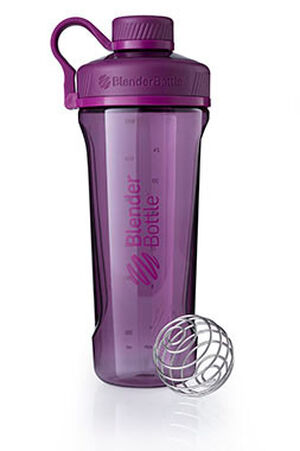 BlenderBottle® Company BlenderBottle® Radian Shaker Bottle Plum 1 Bottle