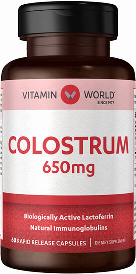 Colostrum 650mg