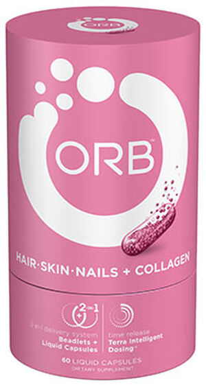 ORB™ Hair - Skin - Nails + Collagen, , hi-res