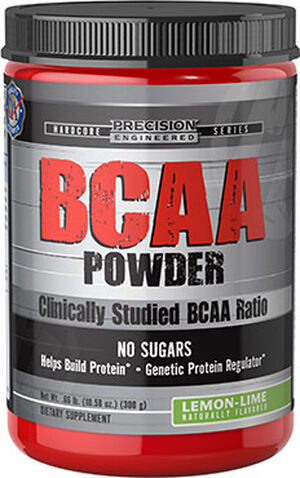 Precision Engineered® BCAA Lemon Lime 11 oz. Powder